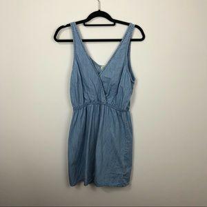 Cloth and stone Anthropologie tencel dress Medium